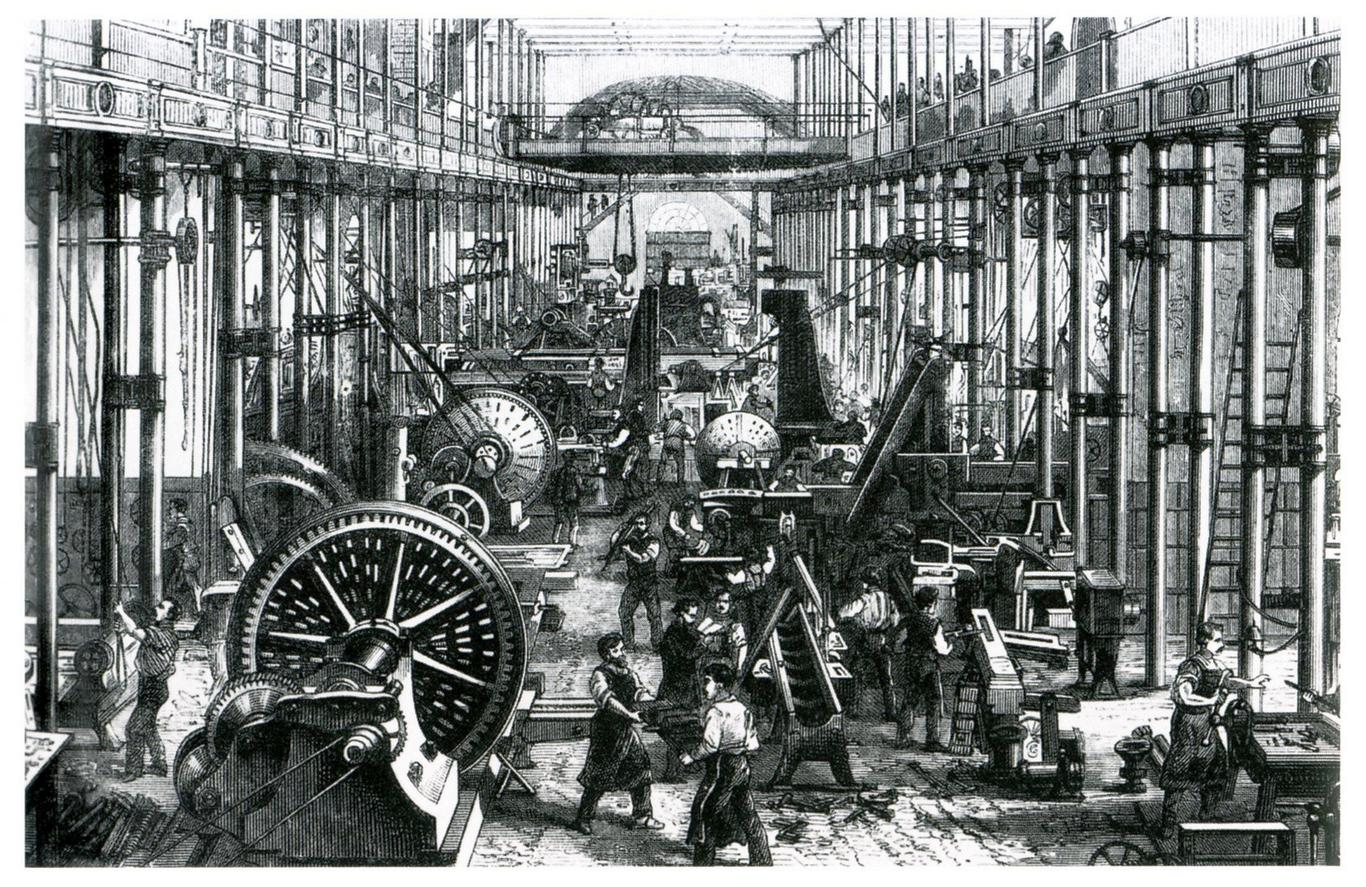 Positive Effects of the Industrial Revolution (Essay Sample)