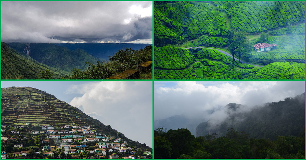 Top 10 Hill Stations of India That You Must Visit Once in a Lifetime