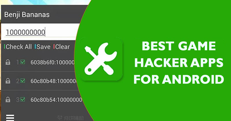 Top 5 Best Game Hacker Apps For Android 2019